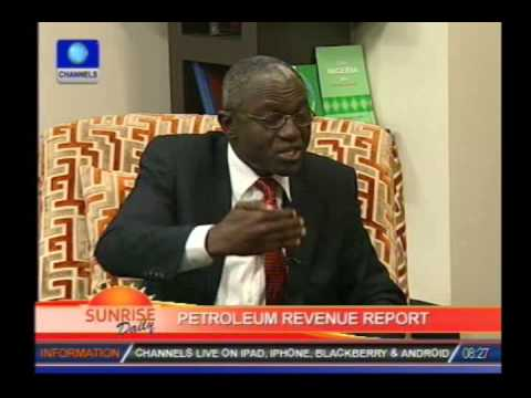 sd zakka bala on petroleum revenue report pt3 081112