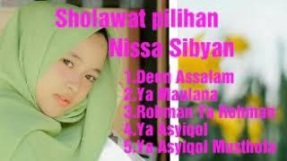 Gambar cover Sholawat pilihan,Nissa Sibyan