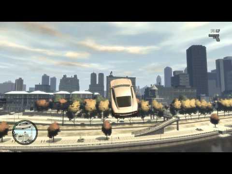 GTA IV Stunts & Crashes [High Quality]