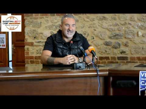 Συνέντευξη Veria Basketball Camp 2017