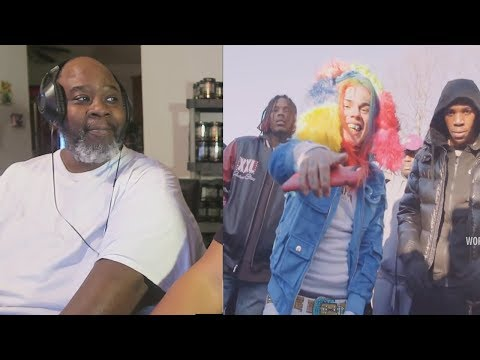 "Dad Reacts to 6IX9INE Feat. Fetty Wap & A Boogie ""KEKE"" (WSHH Exclusive - Official Music Video)"