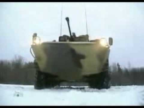 AFV BTR-90 feat TACHANKA (NTV and Red Army Choir)...