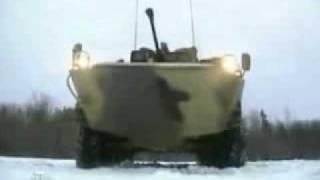 AFV BTR-90 feat TACHANKA (NTV and Red Army Choir)...