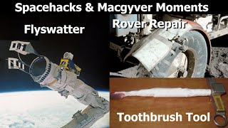 How a $2 Toothbrush Saved the ISS and Other Unbelievable Space Hacks