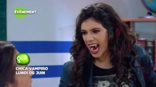 Baixar Chica Vampiro, la nouvelle saison inédite c'est à partir du lundi 6 06 uniquement sur Gulli !