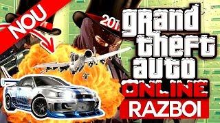 Pregatiti de RAZBOI, Marea cucerire, Curse Nebune   GTA Online