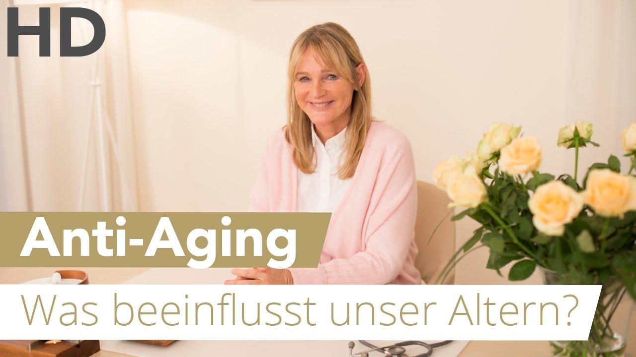 Anti-Aging - Was beeinflusst unser Altern? // Gesundheit, Medizin