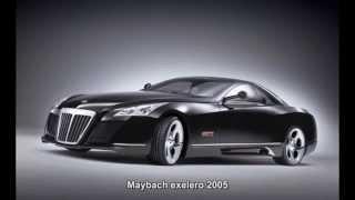 #2491. Maybach exelero 2005 (Prototype Car)