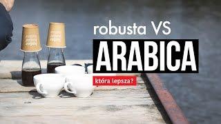 Kawa Arabica vs Robusta - różnice. Która lepsza? Czajnikowy.pl