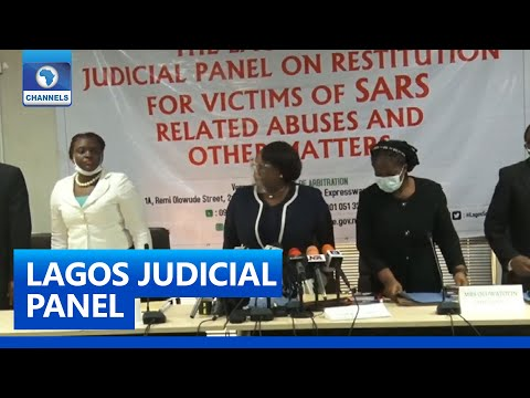Lagos Judicial Panel: Police Stall Proceedings, Fail To Produce Accused Officers