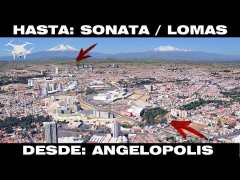 POTENCIAL ECONOMICO PUEBLA - VUELO EPICO - VIA ATLIXCAYOTL