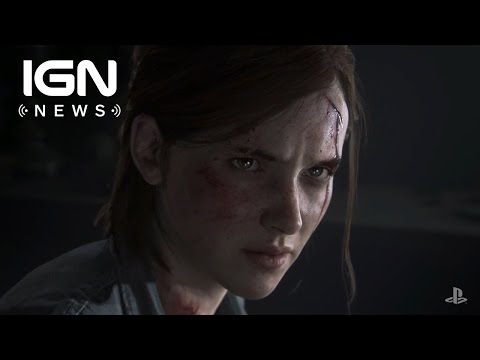 The Last of Us Part 2 Announced - IGN News