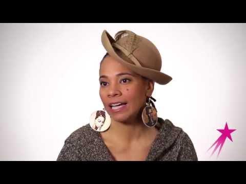Poet: Black Press - Jessica Care Moore Career Girls Role Model