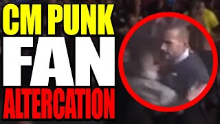 CM PUNK FAN ALTERCATION! WWE Wrestler Really Wants To Leave! Edge Wants to RETURN To Wrestling!