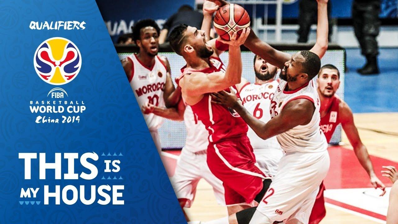 Morocco V Tunisia Highlights Fiba Basketball World Cup 2019