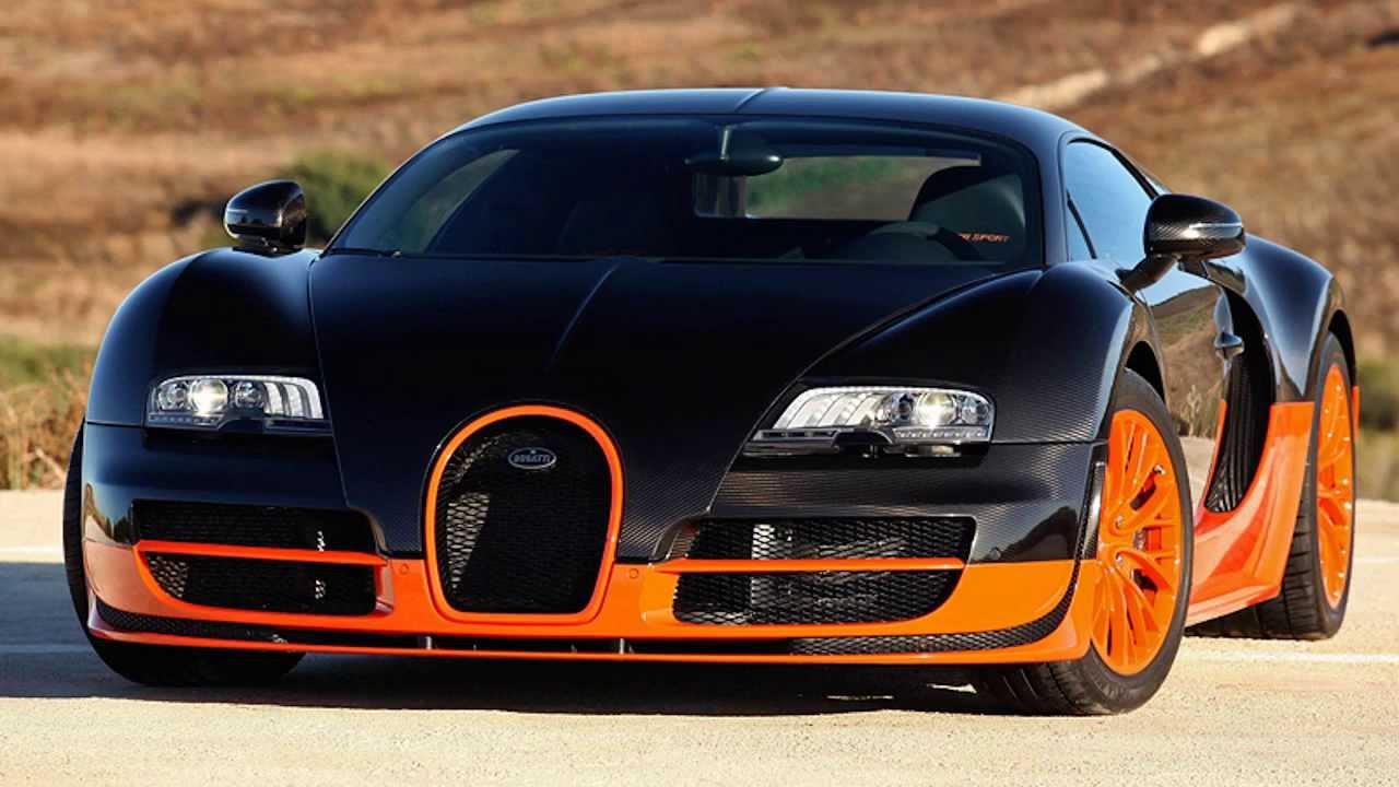 Bugatti super sport 2015