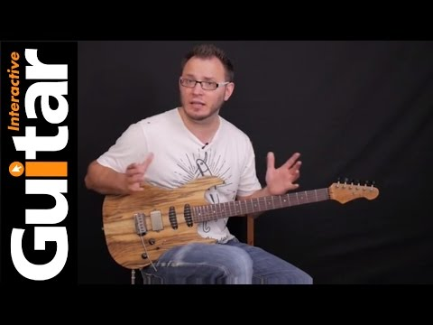 Patrick James Eggle Drop Top 96 Review   Issue 44   Guitar Interactive Magazine