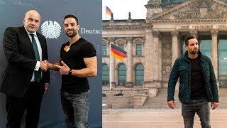 Fettes DEUTSCHLAND, ab in den Bundestag!
