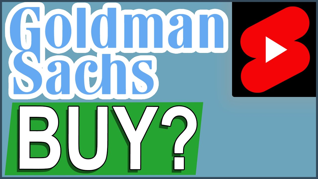 Buy Goldman Sachs Today? in 60 Seconds - $GS #shorts