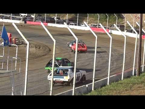 Barona Speedway Stock Pony Heat 5-4-2019