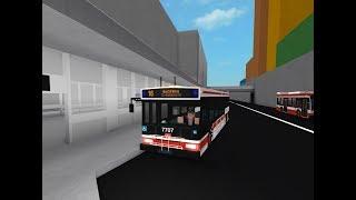 [ROBLOX] Toronto Transit Commission 2005 Orion VII OG [7707]