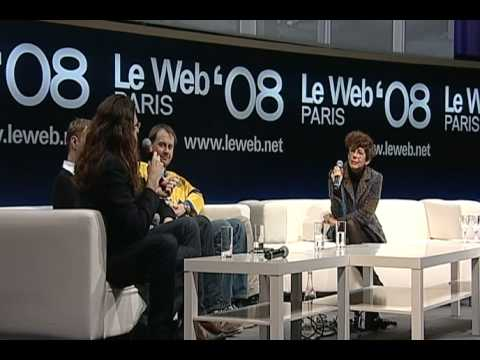 LeWeb'08: European Originals - Start-Up Companies That Are U