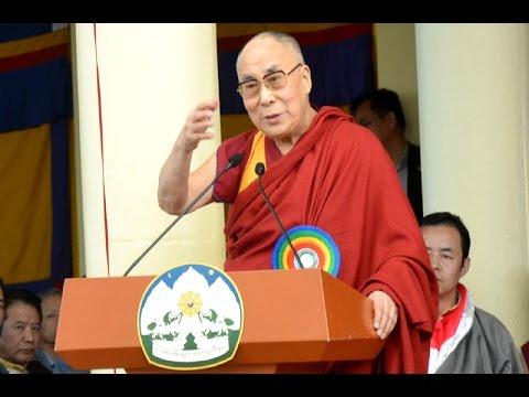 Dalai Lama urges Tibetan unity as Dr Lobsang Sangay sworn in as Sikyong