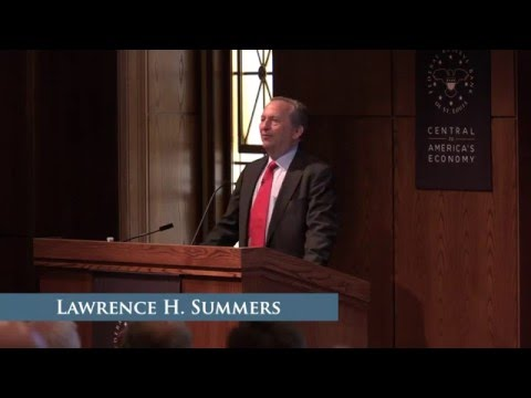 "2016 Homer Jones Memorial Lecture, Lawrence H. Summers, ""Secular Stagnation and Monetary Policy"""