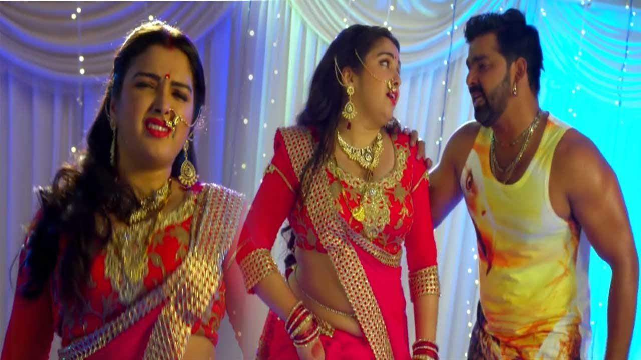 Download #Pawan Singh - Raate Diya Butake - राते दिया बुताके - Superhit Film (SATYA) - Bhojpuri Dj  Song