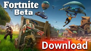 How to Download and Install Fortnite Beta Official (Android)