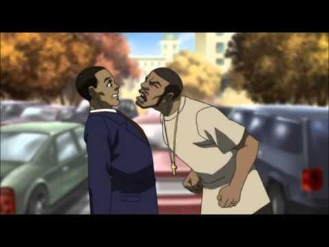 The Boondocks - Tom E Il Negro Moment [ita]