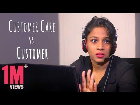 Customer Care Vs Customer    Mahathalli    Tamada Media