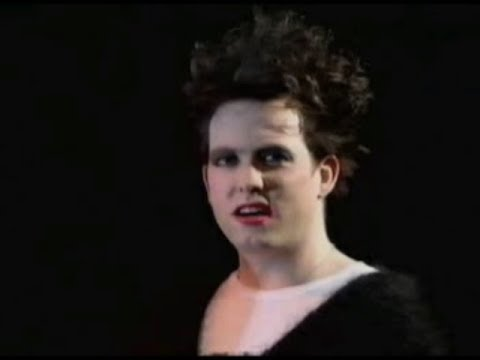 Mary Whitehouse Experience with Robert Smith of The Cure (1992)