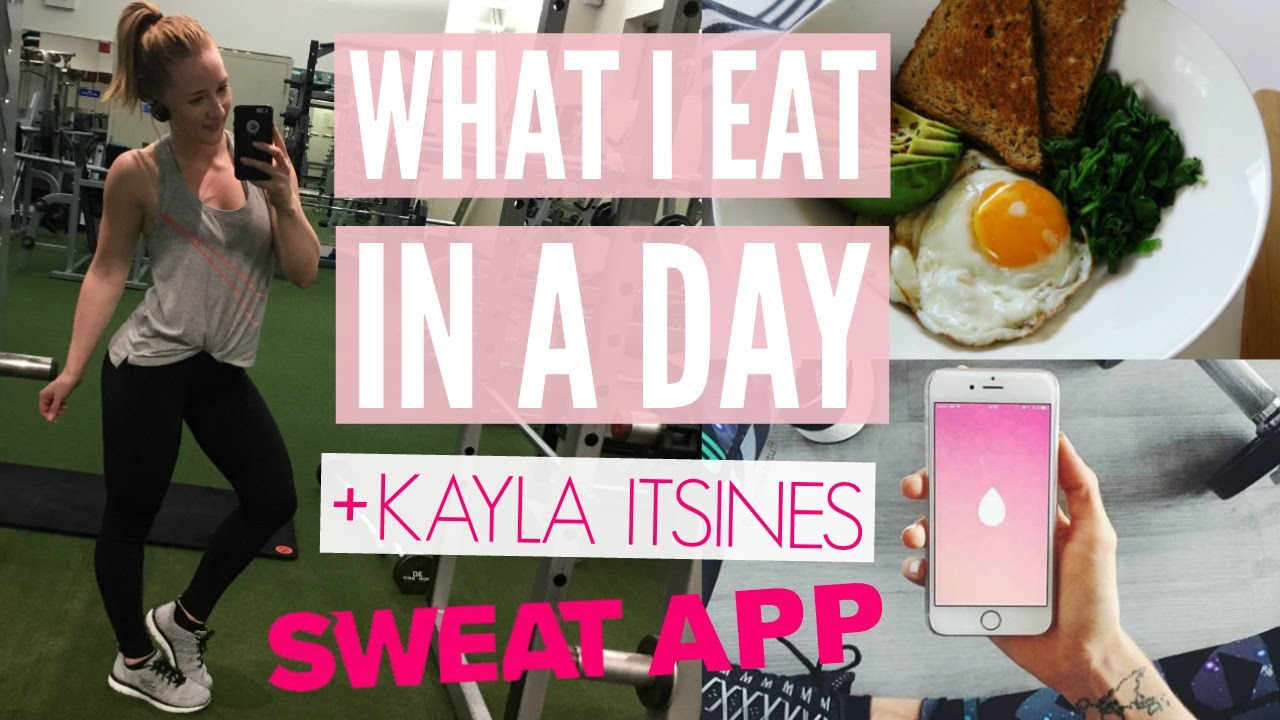 What i eat in a day kayla itsines bbg stronger app first what i eat in a day kayla itsines bbg stronger app first impression fandeluxe Choice Image