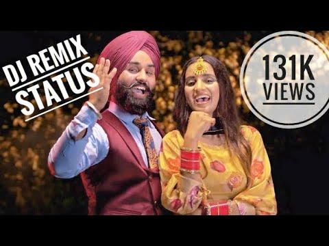 Gori Tere Jeha Hor Na Koi Mileya DJ Remix | Whatsapp Status |DJ Remix | Punjabi Superhit Song