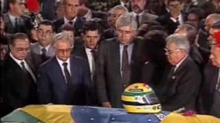 Jornal Nacional - Adeus/Goodbye Ayrton Senna.