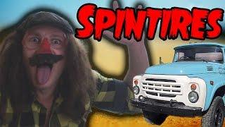 Spintires - Фрост Хардкорный Тракторист - #1