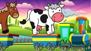 Traen na nAinmhithe - Animal Train