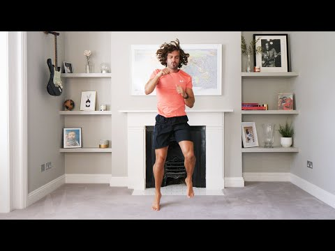 BRAND NEW! 15 Minute Home Fat Burner | The Body Coach TV