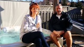 Beachcomber Hot Tubs Brampton - Customer Testimonial