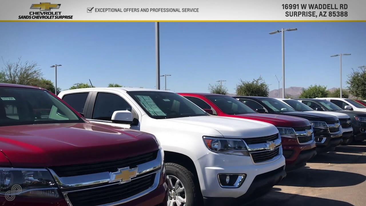 Sands Chevrolet Surprise Az >> Sands Chevrolet Surprise October Offers Sps