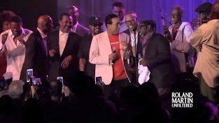 "Epic ""My Girl"" Sing-Off: Smokey Robinson Vs. Eddie Levert"