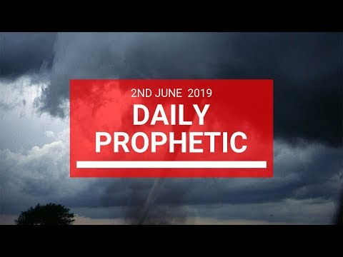 Prophetic Word For June 2019