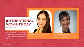 International Women's Day - Ft. Dr. Veronica Gillispie-Bell | Early Detect Studios Episode 2