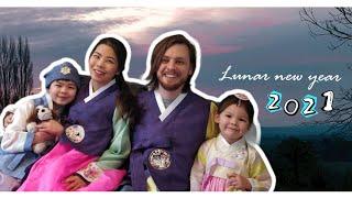 Korean lunar new year in Engla…