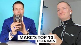 Justin reagiert auf 10 Dinge von Marc (CologneWatch) | Reaktion