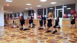 Strip Dance - I care 4 you  (Maximum fitness club)