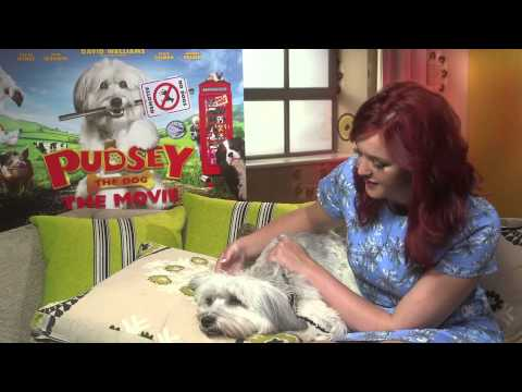 Ashleigh & Pudsey The Dog Exclusive Woof Woof
