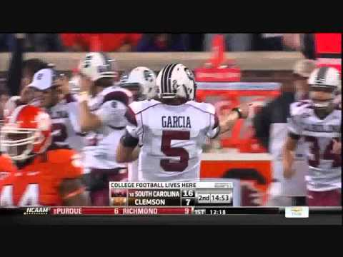 The Best of Stephen Garcia Highlights