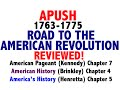 American Pageant Chapter 7 APUSH Review